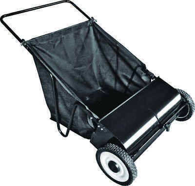 Vulcan YTL31110 Lawn Sweeper With Nylon Bag, 26 in Working, 7 cu-ft