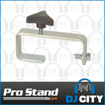 Prostand GC38S 38mm Hook G Clamp - Silver