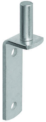 Stanley 131409 Pintle, For Use with 10 in and 12 in Hinge Straps, 5/8 in, Steel,