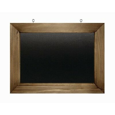 Olympia Wood Frame Chalkboard 300 x 400mm Blackboards Presentation Display