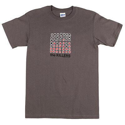 OFFICIAL Killers - The Grid T-shirt NEW Licensed Band Merch ALL SIZES