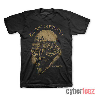 BLACK SABBATH T-Shirt US Tour 78 Ozzy New OFFICIALLY LICENSED Authentic S-3XL