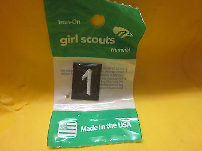 Brownie Girl Scouts Number 1