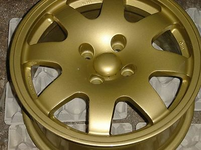 Exclusif: 0,5 L laque BRILLANT DIRECT origine jantes Renault Clio Williams OR