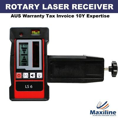 Universal Laser Receiver Detector for Red Beam Rotary Rotating Laser Level LS-6