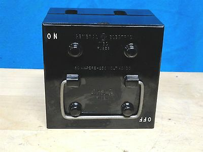 General Electric ~ GE ~ NEC Fuse BLOCK ~ 60 Amps, 250 Volts AC/DC ~ NEW