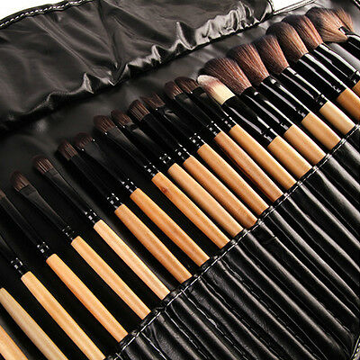 32Pcs Classy Soft Makeup Brushes Professional Cosmetic Make Up Brush Tool Set