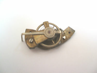 "Swiss Clock Platform Movement For Spare/Repair 1.75""L"