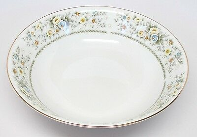 Fine China of Japan - Priscilla - Round Vegetable Bowl - #5551 - Made in Japan