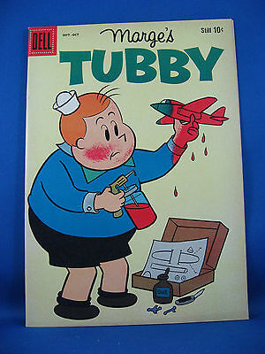 Marges Little Lulu TUBBY 42 File Copy  NM- 1960