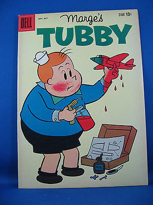 Marges Little Lulu TUBBY 42 File Copy  NM 1960