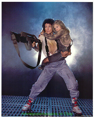 Aliens Movie Poster Lobby Card Like Deluxe Color Still Set 3 Pcs 16 By 20 Inches