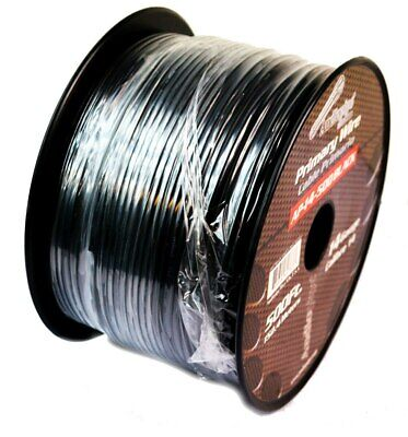 Pet  Dog Fence Wire 14 Gauge 500 FEET BLACK In-Ground Fence Burial Boundary