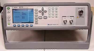 Agilent N4010A Wireless Connectivity Test Set opt 101/103/105/108/110/112/113