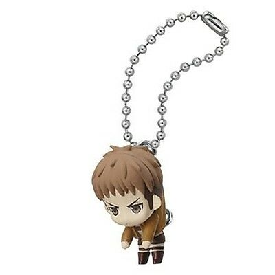 Attack on Titan connect figure Swing Keychain part1  Jean Kirstein