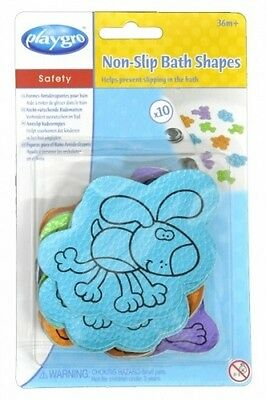 Playgro - Non-slip Bath Shapes - BRAND NEW