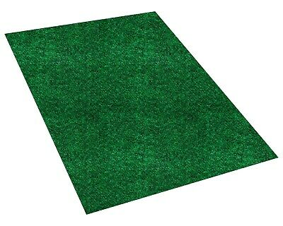 Green Indoor Outdoor Area Rug Carpet With Latex Backing Many Sizes