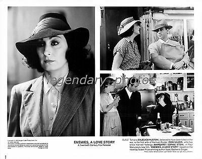 1989 Enemies, A Love Story Movie Press Photos (4)