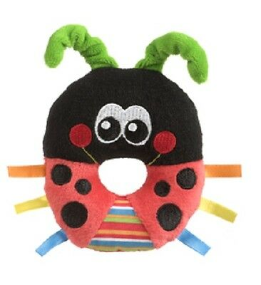 Playgro - Loop Rattle Ladybird - BRAND NEW