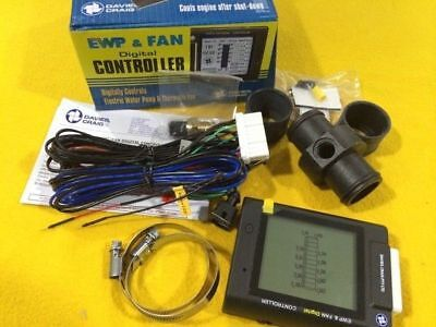 LCD EWP and THERMATIC FAN CONROLLER Digital Davies Craig 2 Year Wty 8001