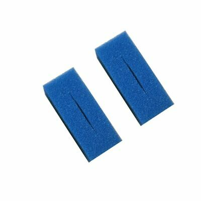 Twin Pack Replacement Filter Foams Oase Biotec 12 Blue Coarse Foam Media Pond