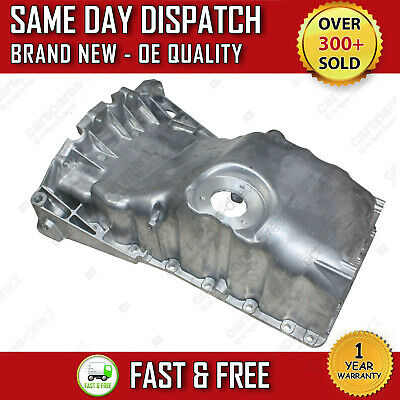 VW PASSAT 1.9 TDi  ALLOY OIL SUMP PAN WITH SENSOR HOLE 1998>2005 *BRAND NEW*