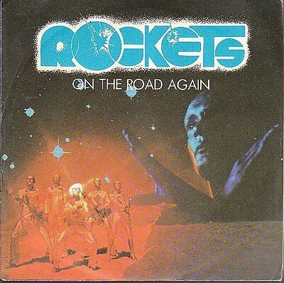 13226  Rockets  On The Road Again