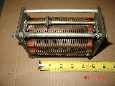 Hughes Military PRC Size Roller Inductor made by Hughes Aircraft