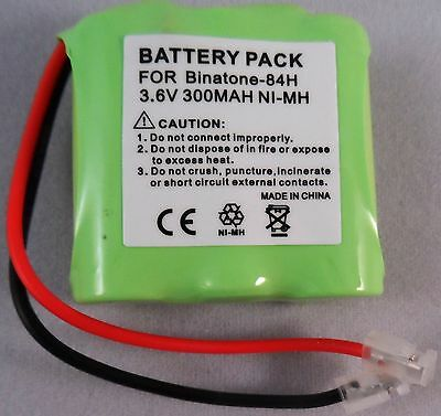 SAGEM 30AAM3BMX COMPATIBLE BATTERY 3.6V 300mAh 84H