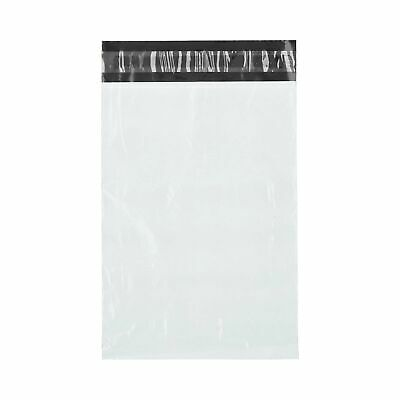 "7"" x 10"" 1000 2 Mil Light Poly Mailers Envelopes Shipping Self Seal"