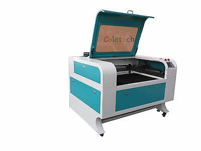 "35.5""x23.5"" 60W Co2 Laser Engraving Cutting Machine 60W -70W CO2 laser tube"
