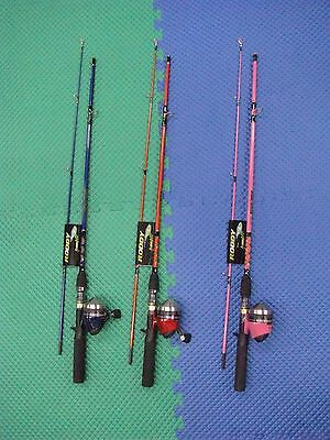 Master Fishing Roddy Hunter Combinations Mounted With Line      346//H476 2 Pc.7