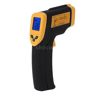 Non-Contact IR Laser Temperature Gun Infrared Digital Thermometer Handheld SW