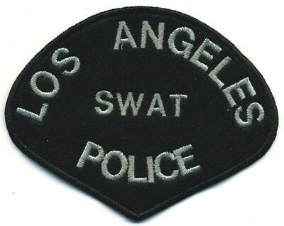 SWAT Los Angeles Police - Embroidered Patch