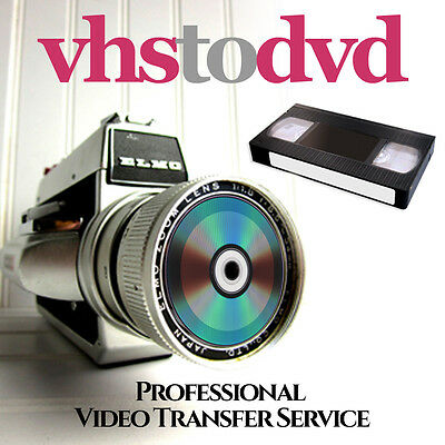 Vhs Video To Dvd Transfer Service - Retain Your Special Memories On Dvd