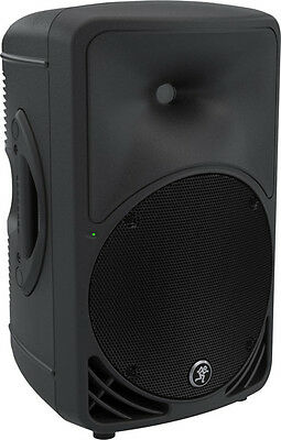 "Mackie SRM350 V3 Powered Speaker 1000w 2-Way 10"" Active Box Monitor 1000 Watt..."