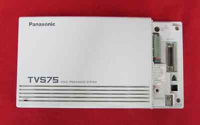 Panasonic TVS75 Voice Processing System Voicemail