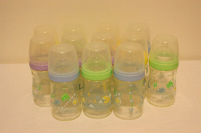 Playtex Drop In 4oz Bottles Lot of 12