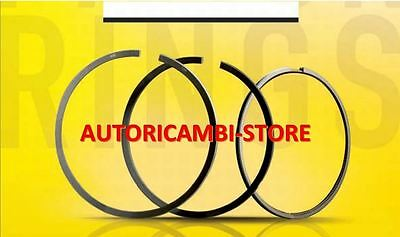 Sp5337 Segmenti Rings Fasce D.76 Std Lancia Y10 Turbo Gt I.e. 1.0 1.3