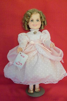SHIRLEY TEMPLE DOLL BY IDEAL/VINTAGE 1982