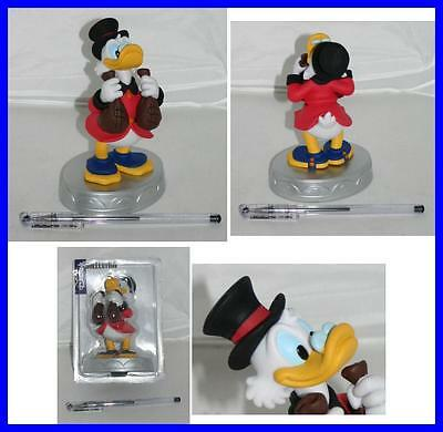Figure 5'' UNCLE SCROOGE MONEY BAGS De Agostini Italy DISNEY Collection SERIE 2