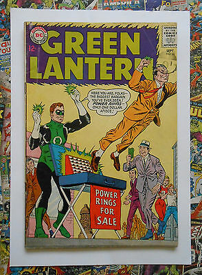 Green Lantern #31 - Sept 1964 - Guardians Appearance! - Vg/fn (5.0) Cents Copy!