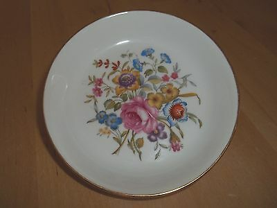 Royal Worcester Dish with 22K Trim
