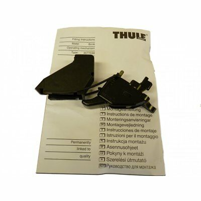 Thule BMC (Brinkmatic Classic) Operating Mechanism for Thule Detachable Neck