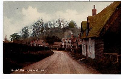 Early MILLBROOK  near Ampthill   Bedford  Postcard
