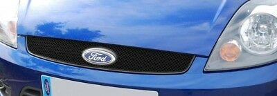 Zunsport Ford Fiesta ST (05+) Top Grille- BLACK
