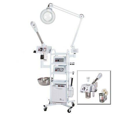 11 in 1 T3A Multifunction Facial Machine Steamer Ozone  Skin Care Spa Equipment