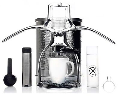 NEW ROK ESPRESSO COFFEE MAKER Eco Presso V2 Machine Portable No Electricity