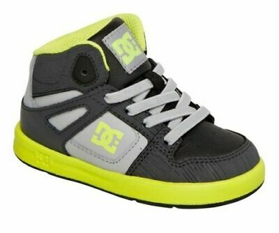 1f7418854d DC BOY SHOES Rebound High Tops Skate Sneakers Kids Toddler Select ...