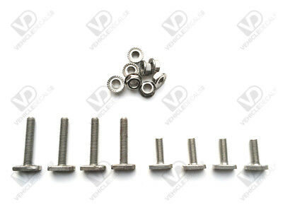Peugeot 205 Gti Bumper Bolt Fixing Kit Stainless Steel Bolts Sets 742947 742948